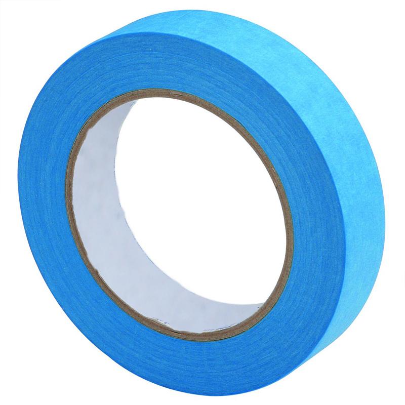 paper blue masking tap eUV resistant